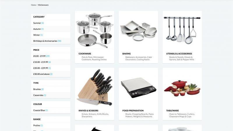 Step By Step Guide To Create A Sub Category Landing Page In